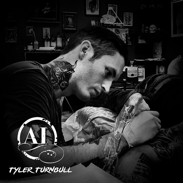 Artistic impressions tattoo tyler turnbull for Tattoo shops katy texas
